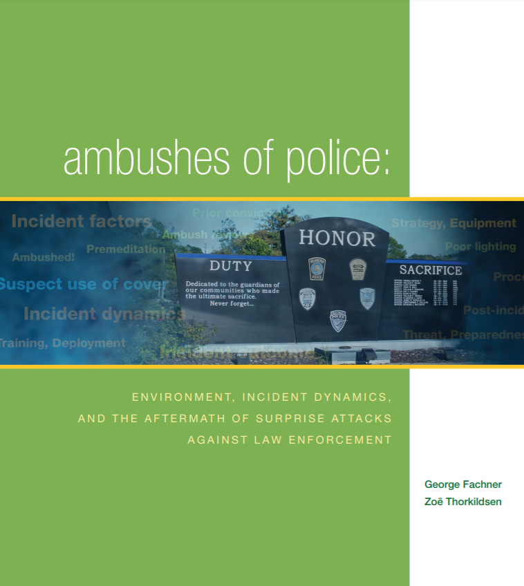 Ambushes Of Police PDF