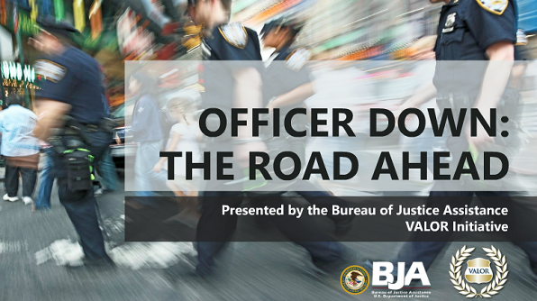 Officer Down Webinar graphic