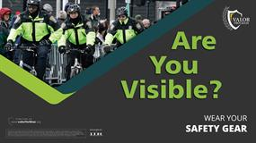 Image for Are You Visible? (Bicycle) 2