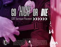 Image for Go High or Die