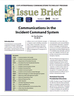 Image for Communications in the Incident Command System