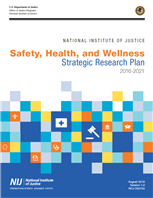 Image for Safety, Health, and Wellness Strategic Research Plan