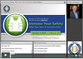 Image for Increase Your Safety, Wear Your Vest—A Survivor's Story