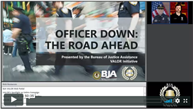 Image for Officer Down: The Road Ahead
