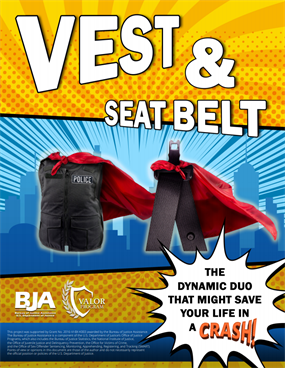 Image for Vest and Seatbelt Poster