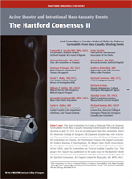 Image for The Hartford Consensus II:  Active Shooter and Intentional Mass-Casualty Events