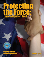 Image for Protecting the Force: Lessons from Fort Hood