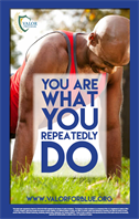 Image for You Are What You Repeatedly Do Poster