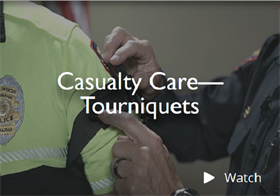 Image for Casualty Care—Tourniquets