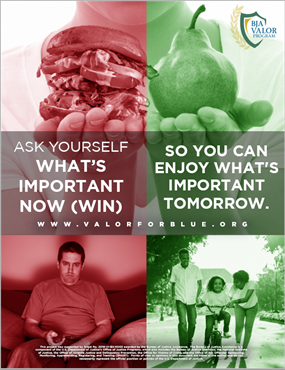 Image for What's Important Now (WIN)—Physical Fitness