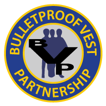 U.S. Department of Justice, Bulletproof Vest Partnership logo
