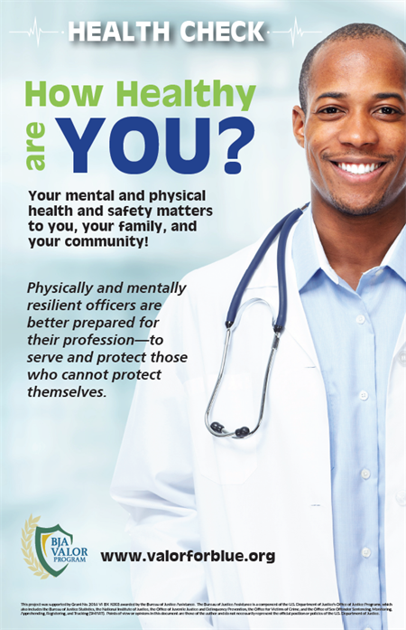 Health Check Poster