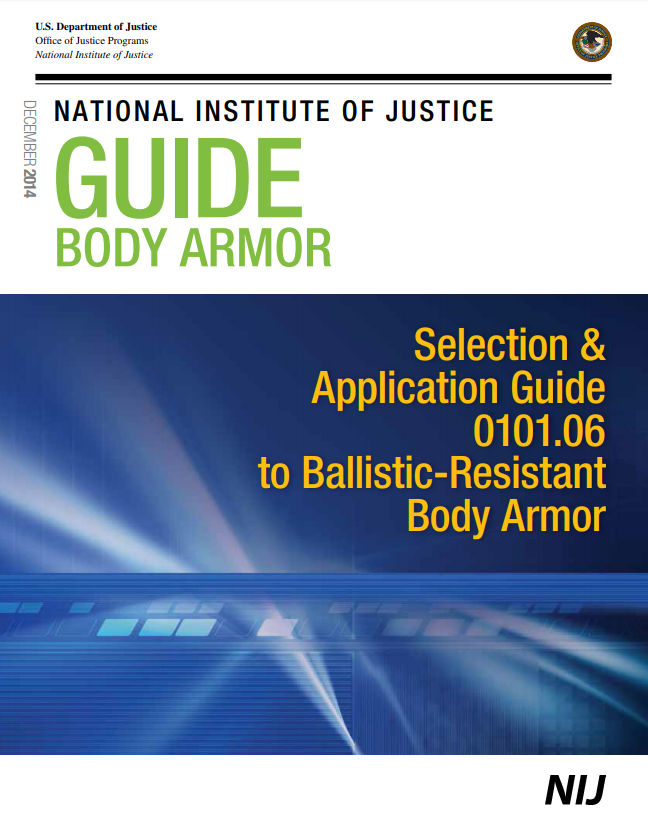 Printable Document about Body Armor