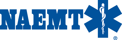 NAEMT Website logo leading into their courses on the site